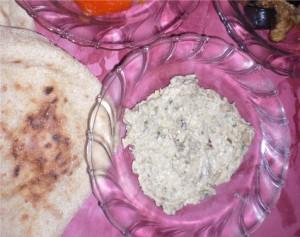 Ägyptisches Rezept Babaghanug (Mezze)